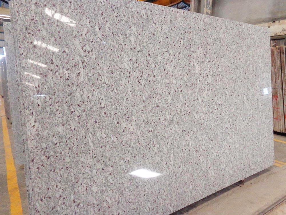 Moon White Granite for Staircase