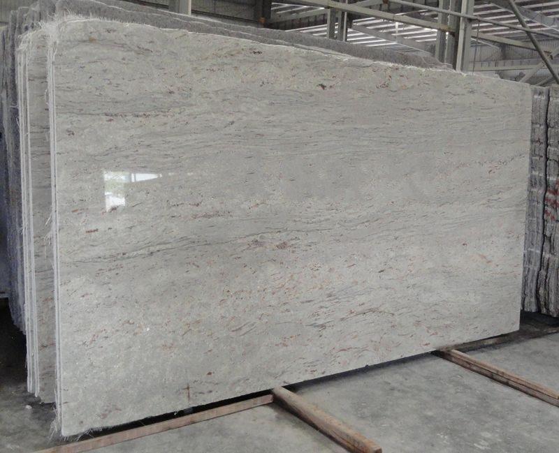 River White Granite for Staircase