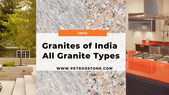 Granite Types in India Granite Stone Colours