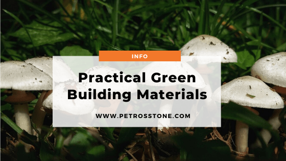 Practical Green Building Materials in India