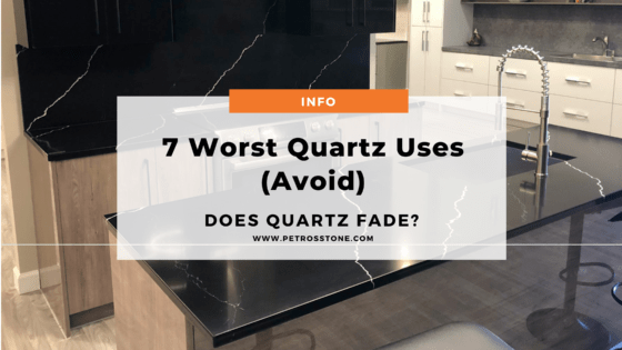 Worst Uses of QUartz that everyone should Avoid. Dont use quartz for these