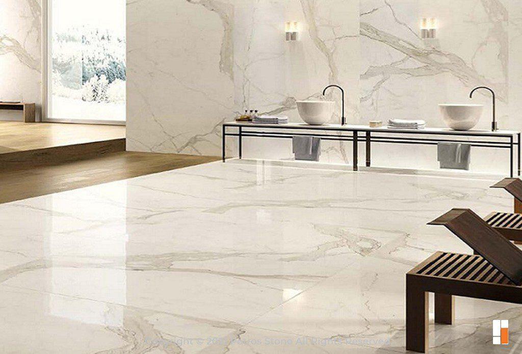 Calacatta Venato Flooring -  Best Italian Marble for Flooring in India