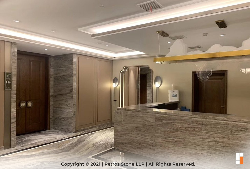 Pallisandro Marble for Flooring and Wall